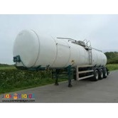 Heavy Duty Tri-Axle Fuel Tanker (30000Liters) For Sale