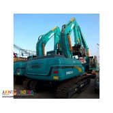 SUNWARD SWE210E CHAIN TYPE BACKHOE .95 CBM ,