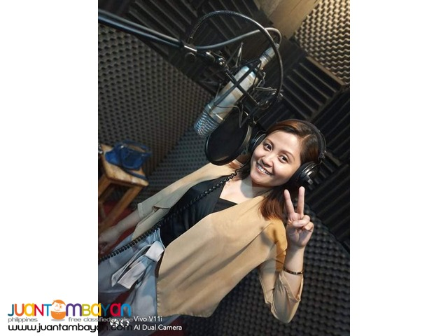 Voice over Talents for Hire Voice over Artists Selection