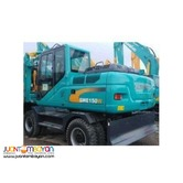 SUNWARD SWE150W WHEEL TYPE 0.58CBM Backhoe ,