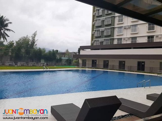 CONDO UNIT FOR SALE IN BAMBOO BAY PANAGDAIT MANDAUE