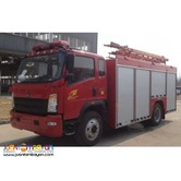 6-WHEELER FIRE TRUCK