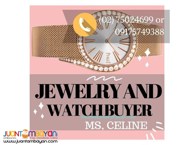 Jewelry and Watch Buying