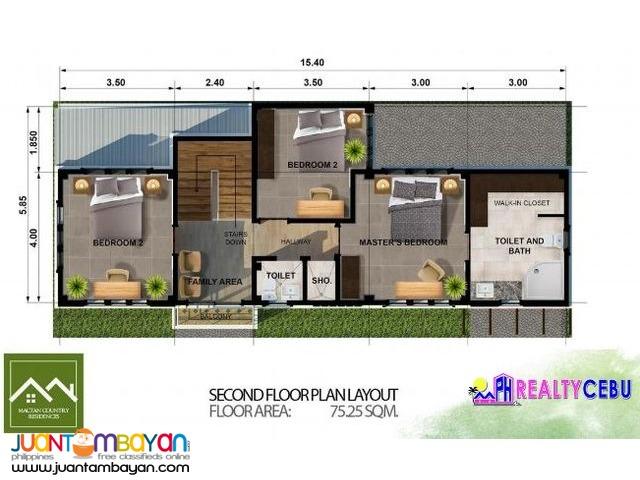 4BR HOUSE FOR SALE IN MACTAN COUNTRY RES. LAPU-LAPU CEBU