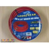 Goodyear 12674 3/8-inch by 50 feet Rubber Air Hose, Red