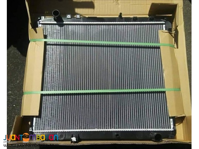 Toyota Hilux radiator 2017 up