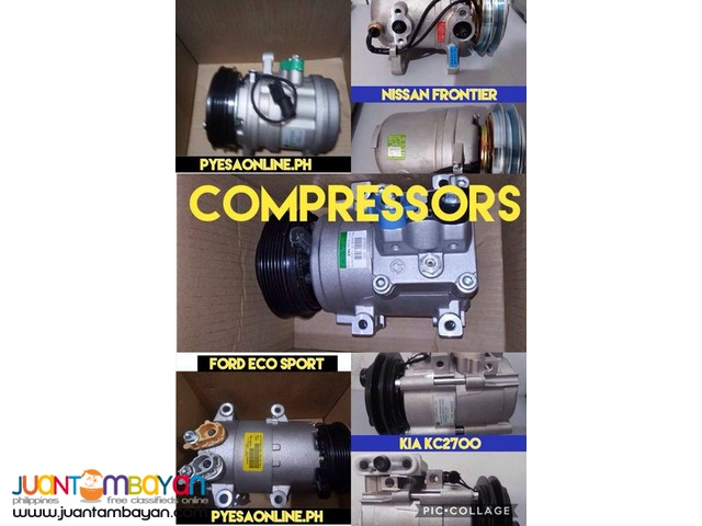 Honda city ac compressor 96 to 2002