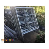 Scaffolding FOR RENT (H-FRAME)