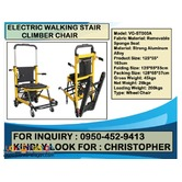 Electric Stair Climbing Wheelchair Docking car-VG-11A 5