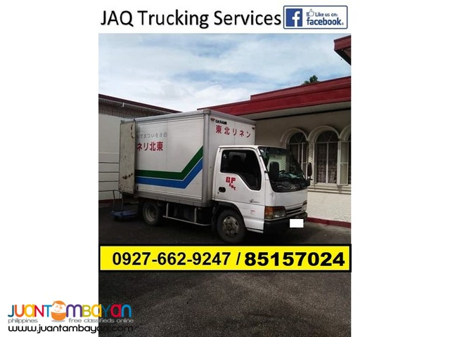 buwer as Truck Rental Lipat Bahay MOvers Hauling Truck For Rent