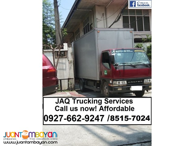 imuo Truck Rental Lipat Bahay MOvers Hauling Truck For Rent