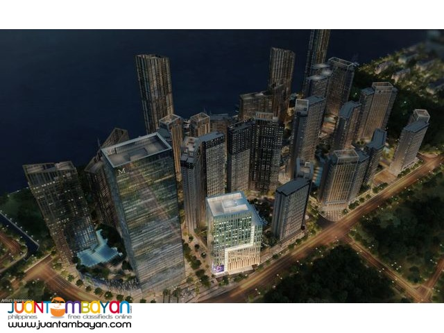 83 SQM OFFICE SPACE AT ONE MANDANI BAY OFFICE TOWER IN CEBU