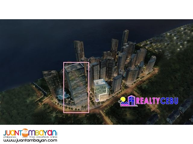 226 SQM OFFICE SPACE ONE MANDANI BAY OFFICE TOWER IN CEBU