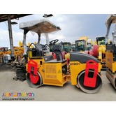 SINOMACH ROAD ROLLER 3 TONS