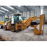 YAMA WZ30-25 BACKHOE LOADER
