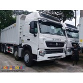 HEAVY DUTY 12 WHEELER A7 EURO 4 DUMPTRUCK FOR SALE
