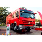 ALL NEW 6 WHEELER 5CBM FIRE TRUCK FOR SALE