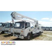 VERY RELIABLE 14 METERS MANLIFT TRUCK FOR SALE! INQUIRE NOW!
