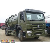NOW SELLING 4000 LITERS EURO II SEWAGE TRUCK