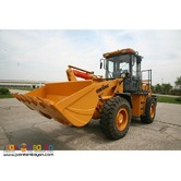 CDM835 Lonking Wheel Loader 1.8m³ Bucket Size