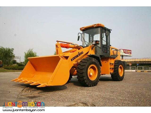 Brand New Lonking CDM 833 Wheel Loader For Sale