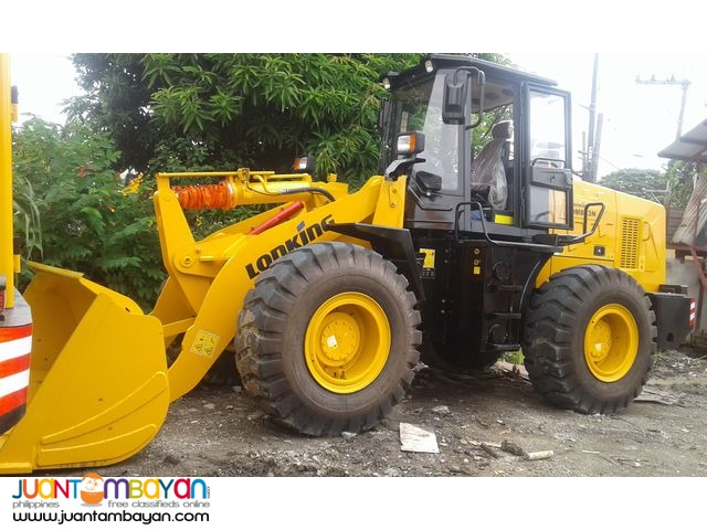 BrandNew CDM843 WHEEL LOADER For Sale