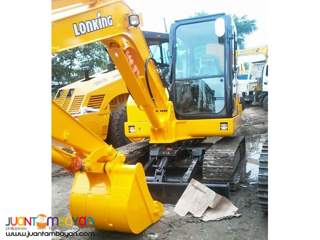 Brand New CDM6065 HYDRAULIC EXCAVATOR For Sale