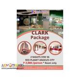 3D2N Clark Package