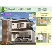 BAMBOO BAY RESIDENCES - FORTUNE MODEL 4BR HOUSE IN LILOAN CEBU