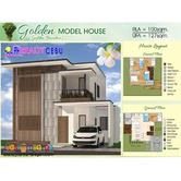 BAMBOO BAY RESIDENCES - GOLDEN MODEL 4BR HOUSE IN LILOAN CEBU