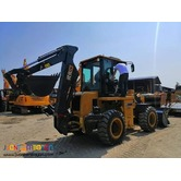 BRAND NEW XCMG WZ30-25 BACKHOE / LOADER (for sale)