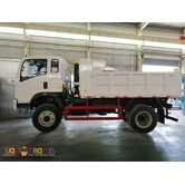 HOMAN H3 6-WHEELER (6m3) DUMP TRUCK EURO IV (for sale)