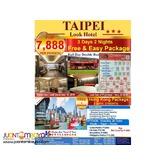 3D2N Taipei Free & Easy Package
