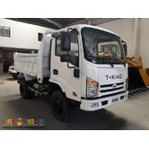 MINI DUMP TKING T1 ISUZU ENGINE