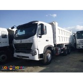 Howo T7 10 Wheeler Dump Truck Brandnew For Sale