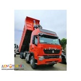 Howo T7 12Wheeler DumpTruck Brandnew For Sale