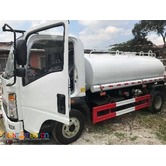 HomanH3 6 Wheeler WaterTanker 4KL Brandnew For Sale