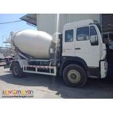 HomanH3 6Wheeler TransitMixer Brandnew For Sale