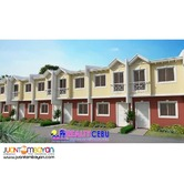 50sqm 2BR TOWNHOUSE FOR SALE IN GARDEN BLOOM MINGLANILLA