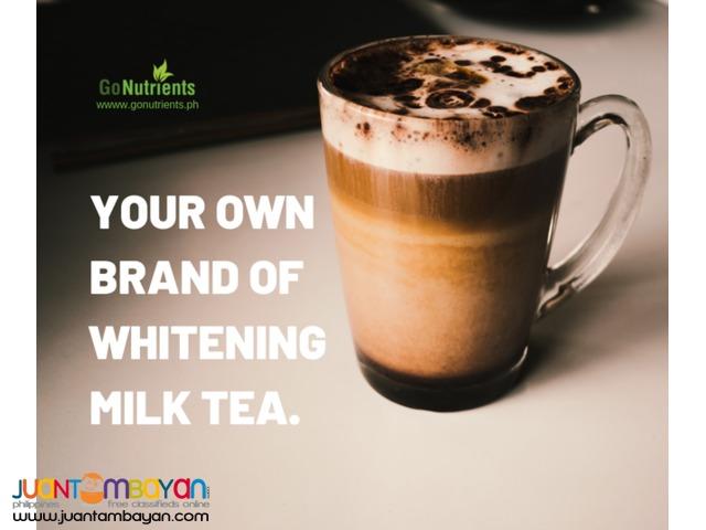 Whitening Milktea