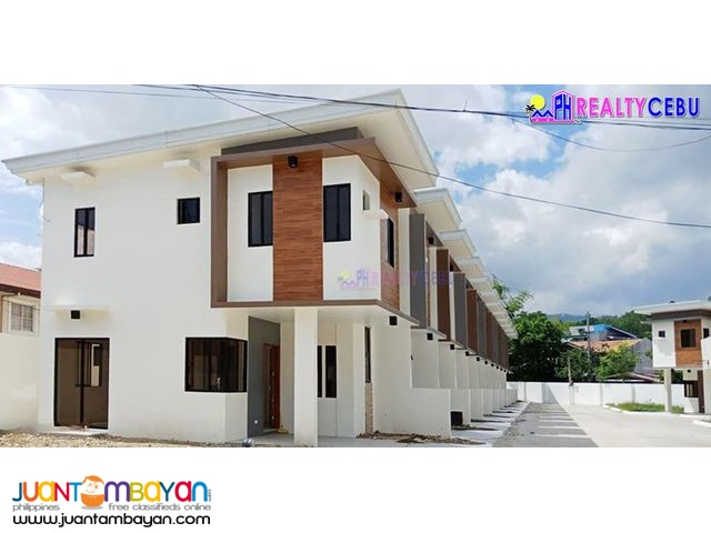 SH001 3BR HOUSE FOR SALE IN SUNHERA RES. TALAMBAN CEBU CITY