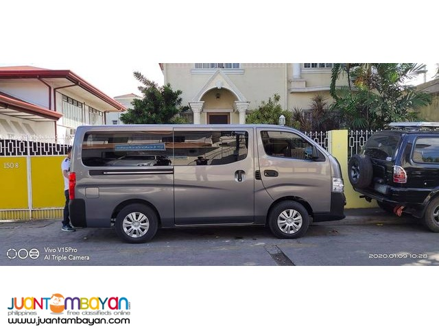 Van For Rent  NV350 14 Seater Cheap