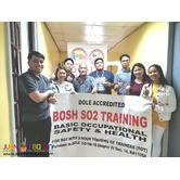 Safety Officer Training Bosh Training Quezon City Dole Accredited