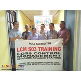 So3 Training Safety Officer 3 Lcm Training Dole Accredited Qc