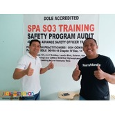 So3 Training Safety Officer 3 Spa Training Dole Accredited Qc