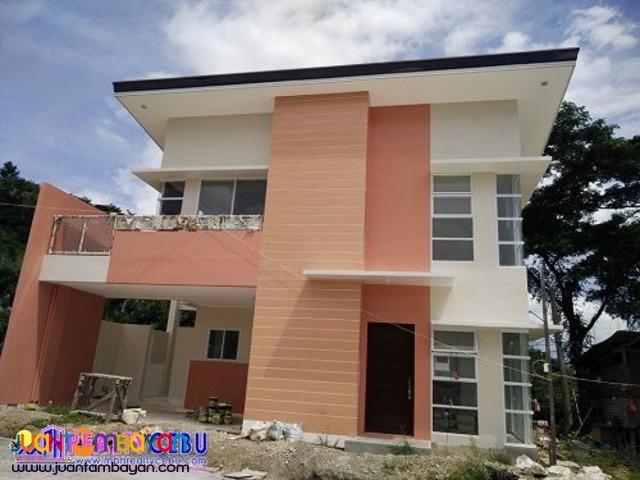 4BEDROOM SINGLE DETACHED HOUSE 88 SUMMER BREEZE TALAMBAN CEBU