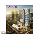 STUDIO CONDO - 10TH FLR AT ONE ASTRA PLACE MANDAUE, CEBU