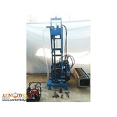 Water Well Drilling Machine (hydraulic no electricity needed)