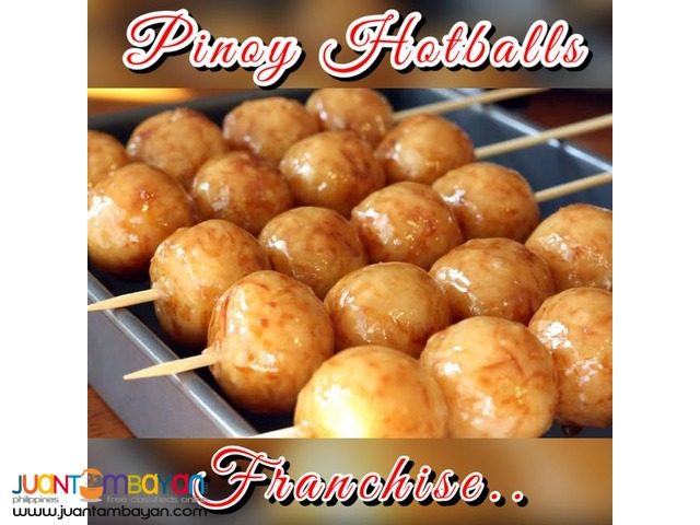 Pinoy Hotballs