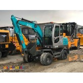 Wheel Backhoe 0.3cubic
